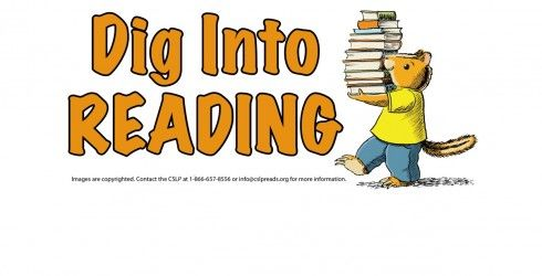 ShareSign up for a Summer Reading Program. We have programs for Birth-3rd Grade, 4th-8th Grade, High School, and Adults!