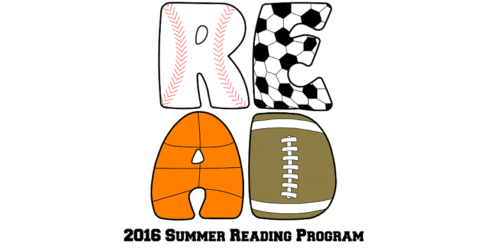 Registration for all ages is now open for the 2016 Summer Reading Program.
