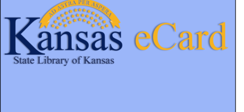 KANSAS LIBRARY eCARD Q & A The State Library of Kansas works with Kansas libraries to provide research databases and digital library books for all residents. Get your Kansas Library eCard today! What can I do with a Kansas Library eCard (KSLC)? Access research databases and learning modules. Use the […]