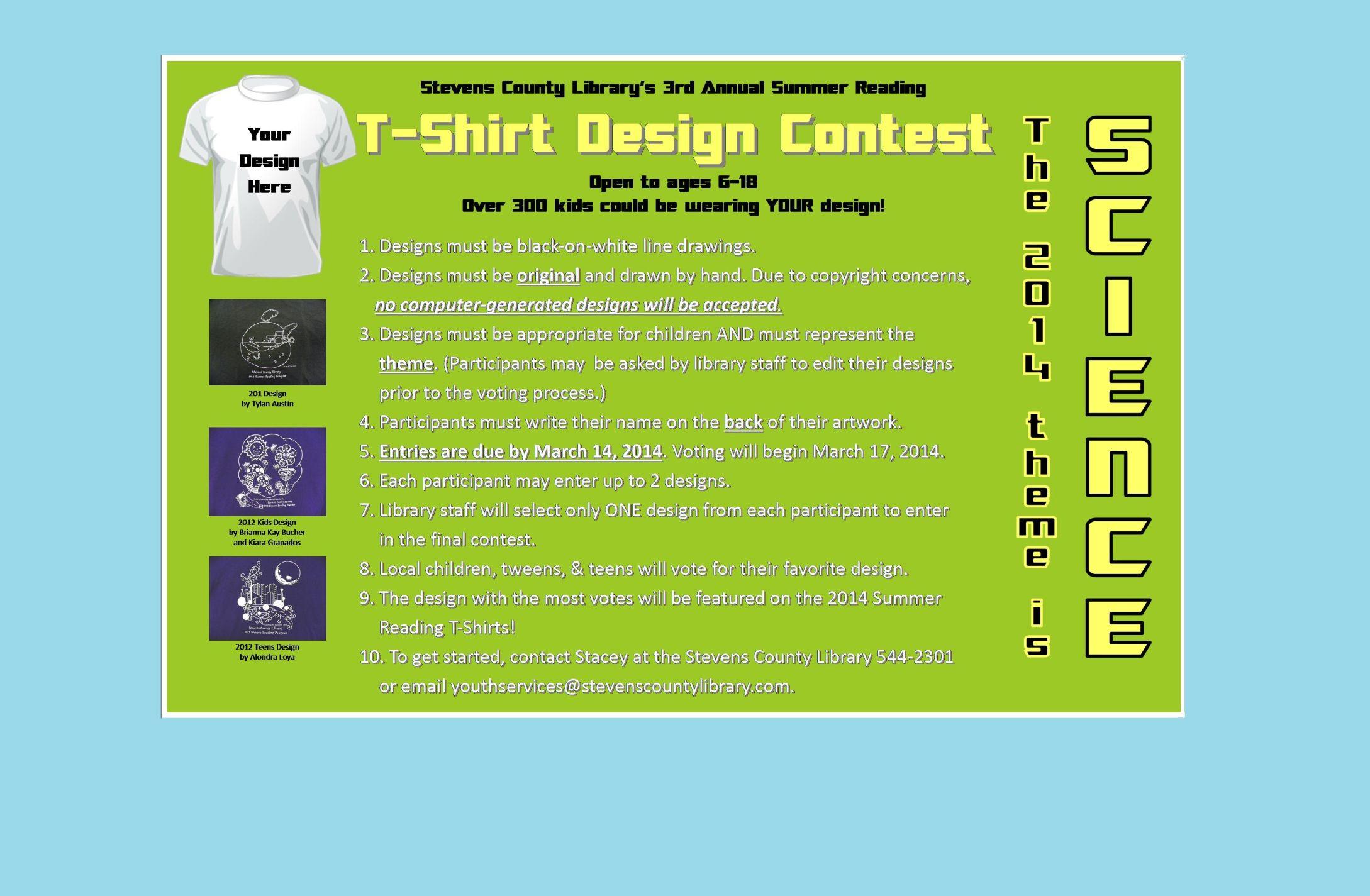 Shirt design contest - Shirt Design Contest 78